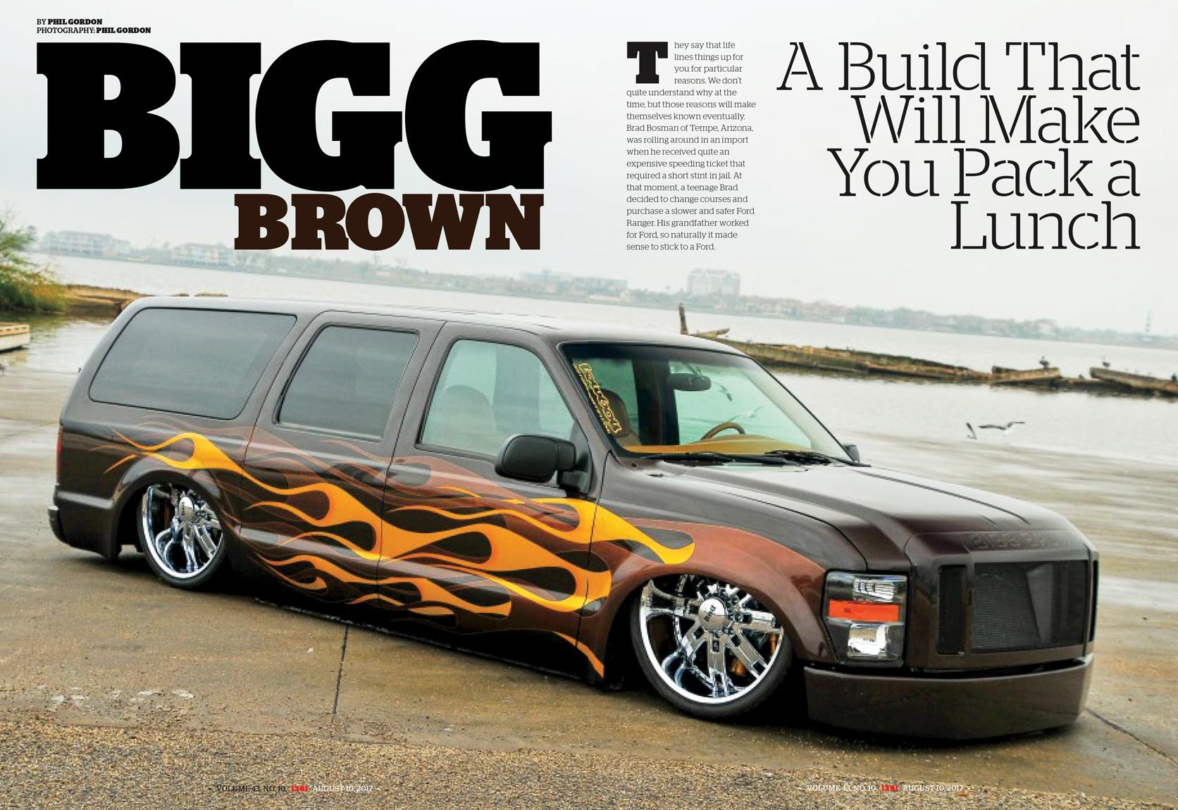 Truckin' Magazine October 2017 Feature 1