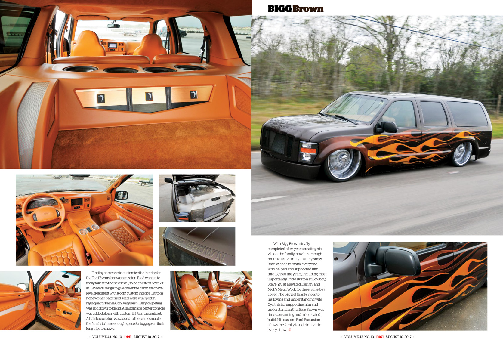 Truckin' Magazine October 2017 Feature 3